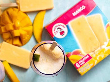 La Michoacana + Sweet Life Bake: Mango Coconut Paleta Mocktail Recipe