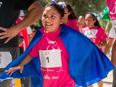 La Michoacana Supports Girls on the Run
