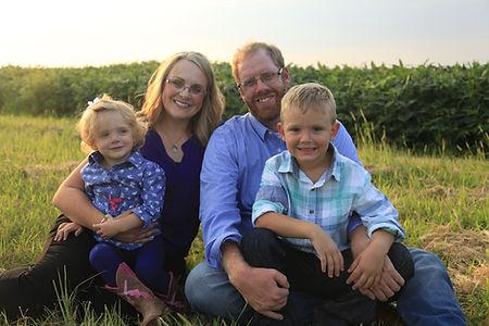 Second Generation Baldwin Family