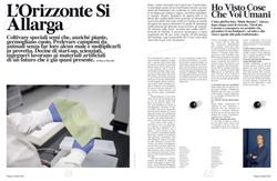 VitroLabs Vogue Italia Issue 844 January 2021