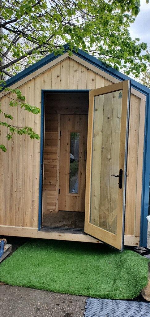 Sauna Rental