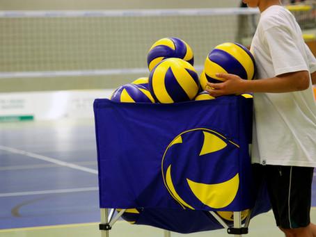 Neue Übungsleiter in der Sektion Volleyball