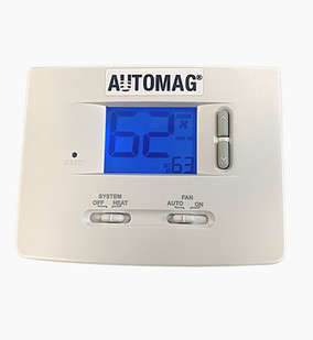 Automag Digital TS 1025 Thermostat front facing