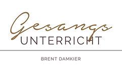 Gesangsunterricht Brent Damkier