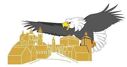 Trikot-Aufdruck UHC White Eagles Schwandorf von herzstück-design