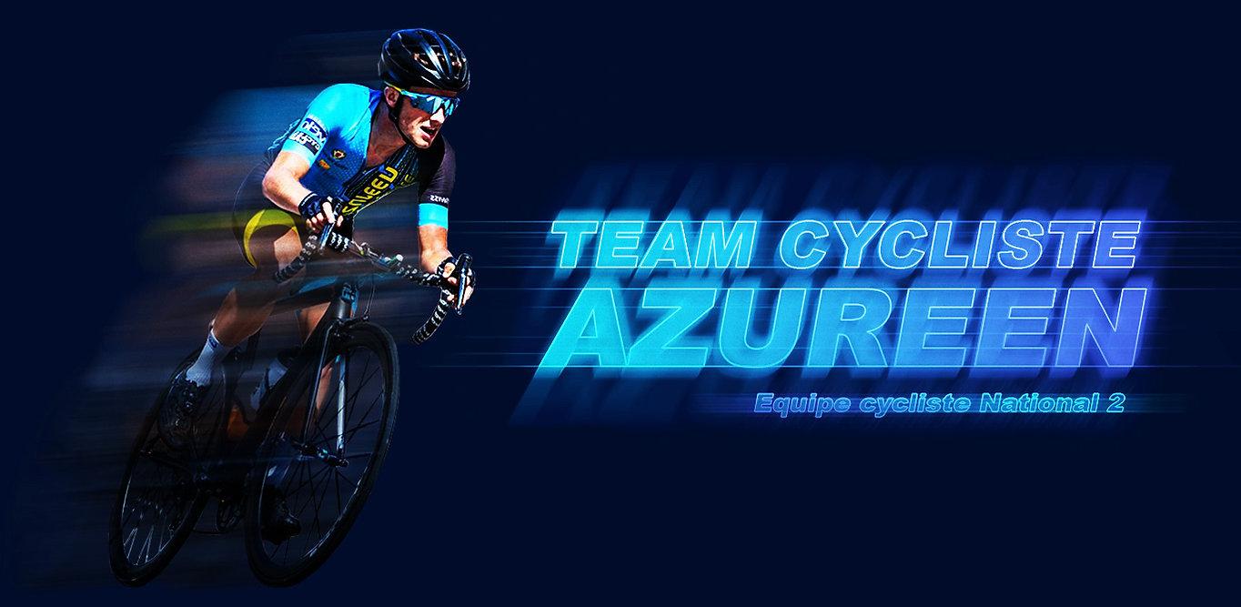 Team Cycliste Azuréen, page d'accueil