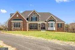 Custom Home on Bleak Hill