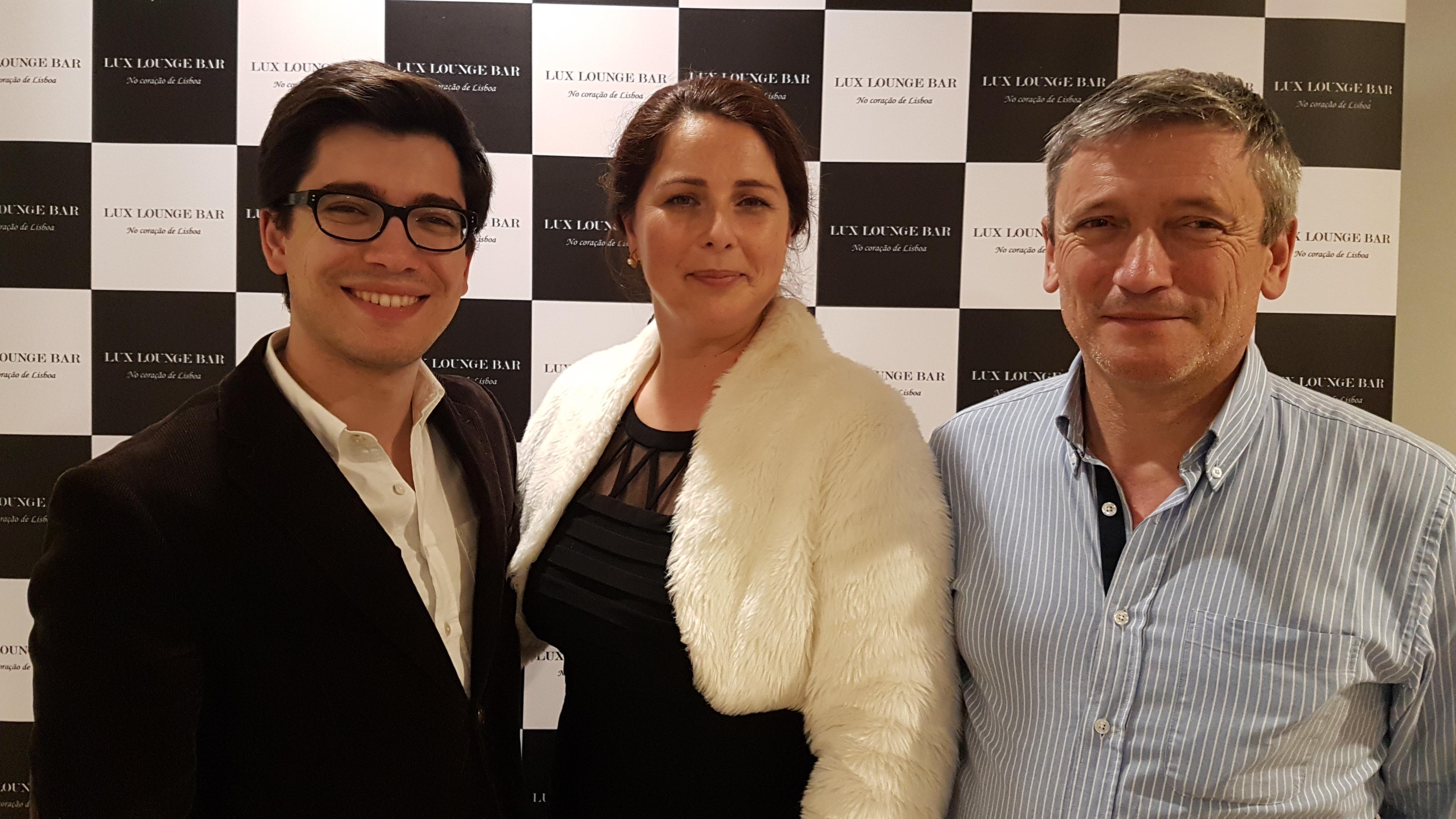Família Gomes e Teresa Tapadas