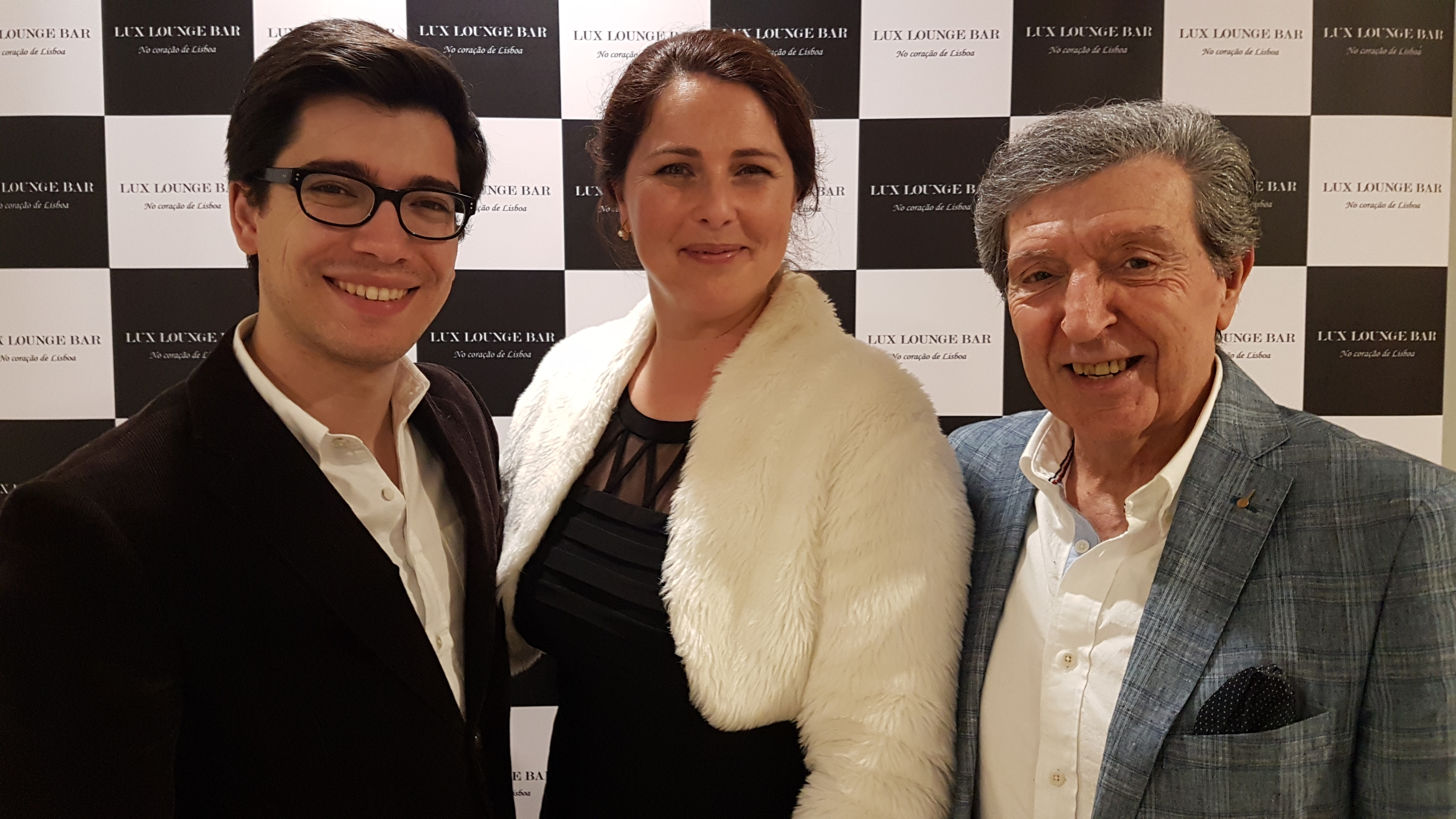 André, Teresa e Edgar