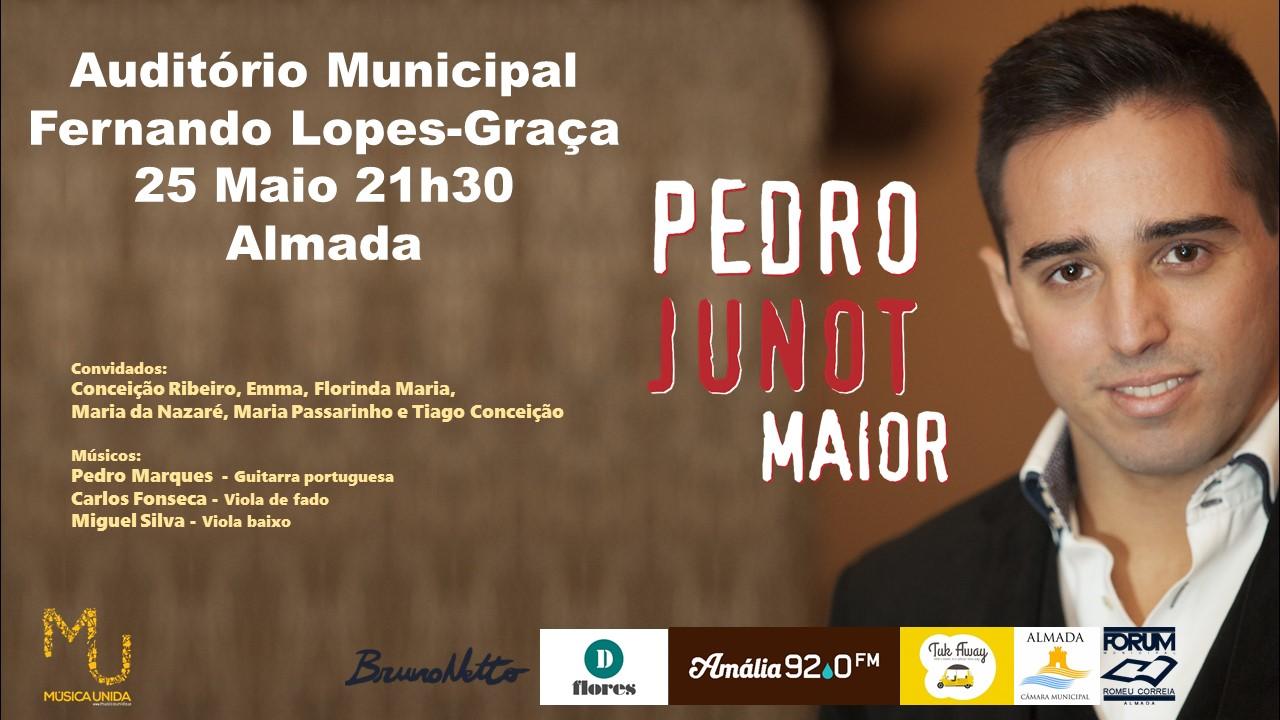 Pedro Junot Fnac Almada filme 1