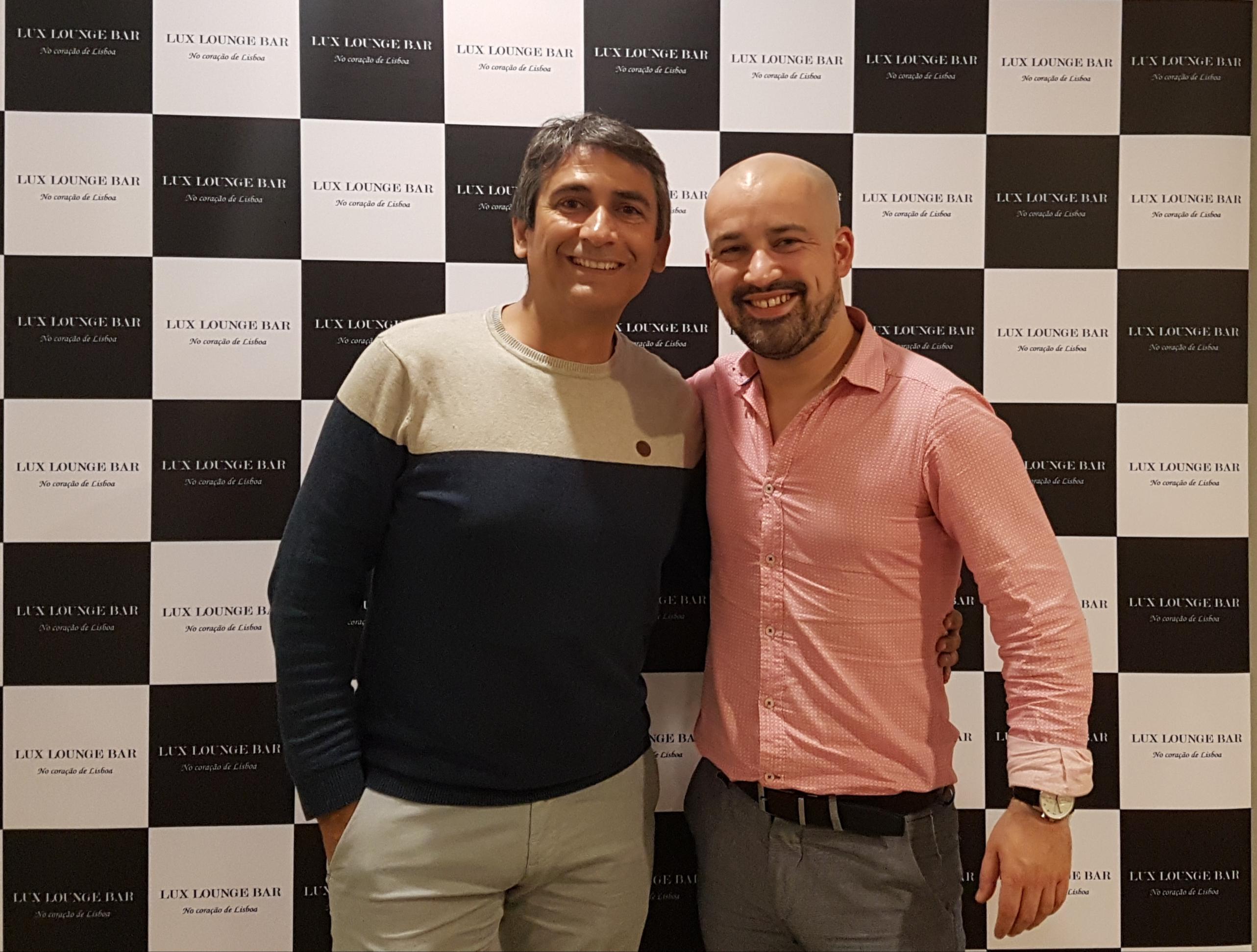 Pedro Luis e João Gomes