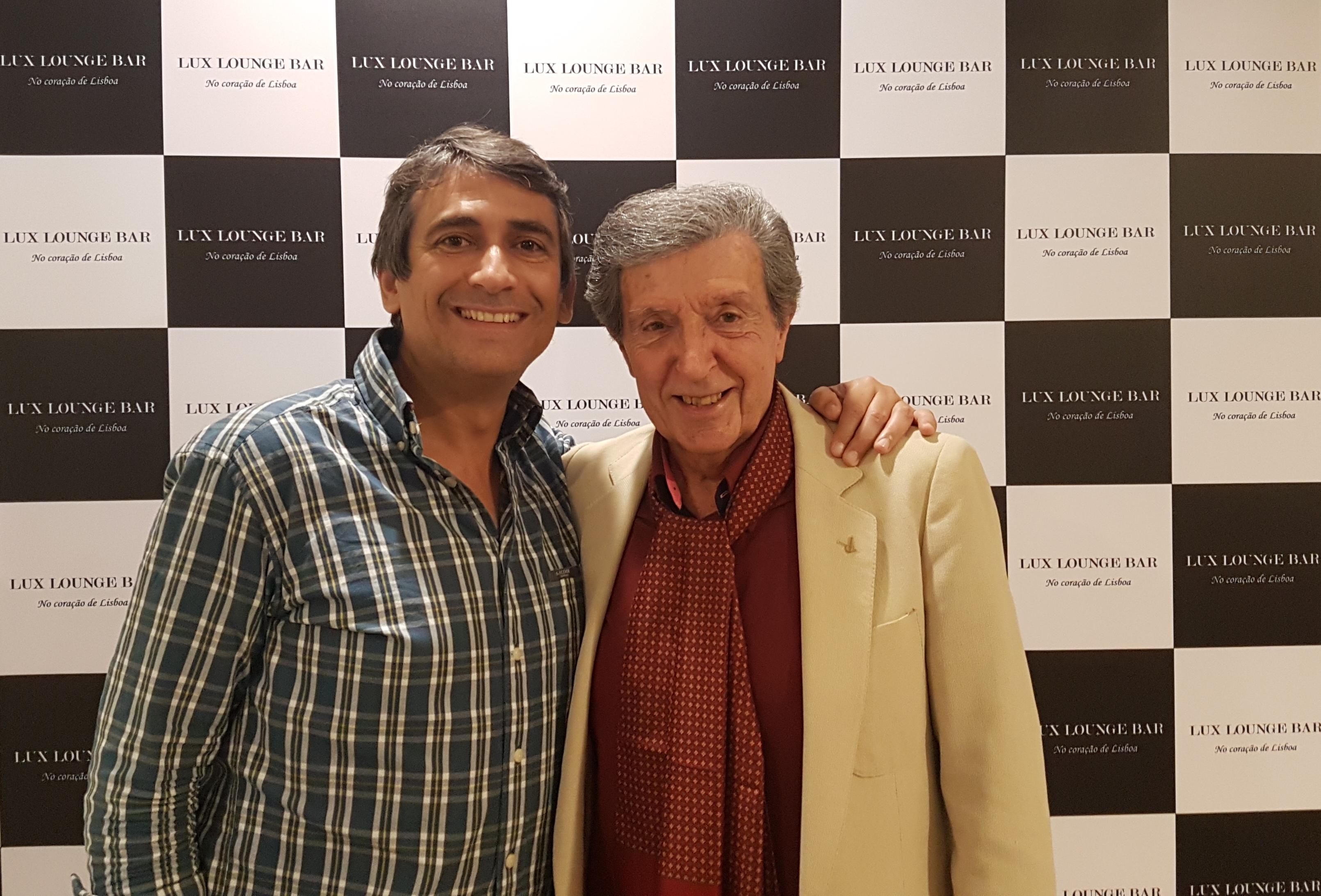 Pedro Luis e Edgar Antunes
