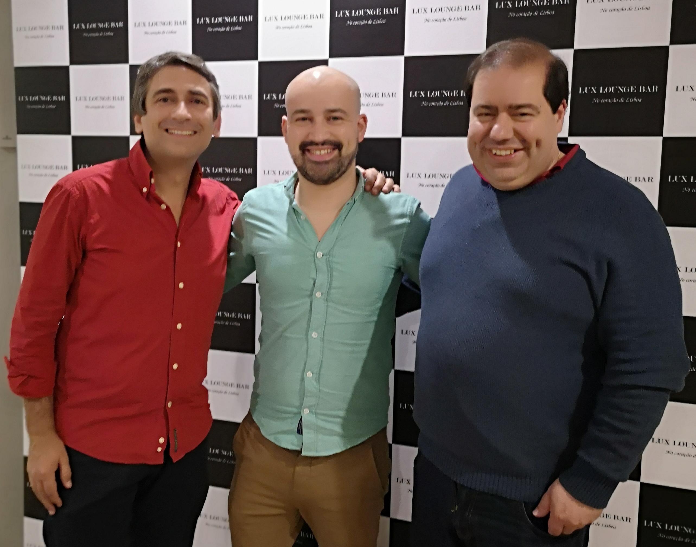 Música Unida e João Gomes