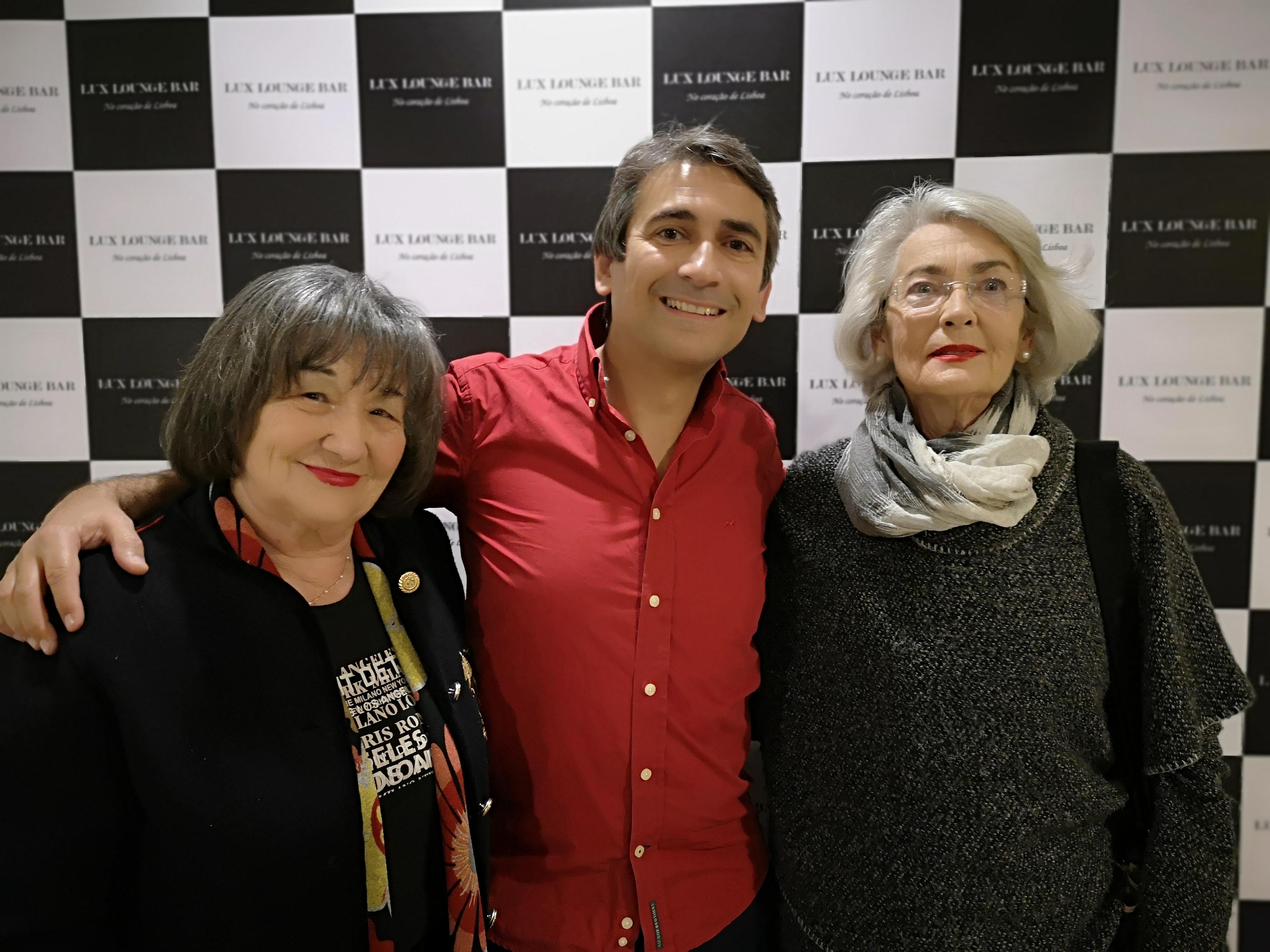 Fernanda, Pedro e Adília