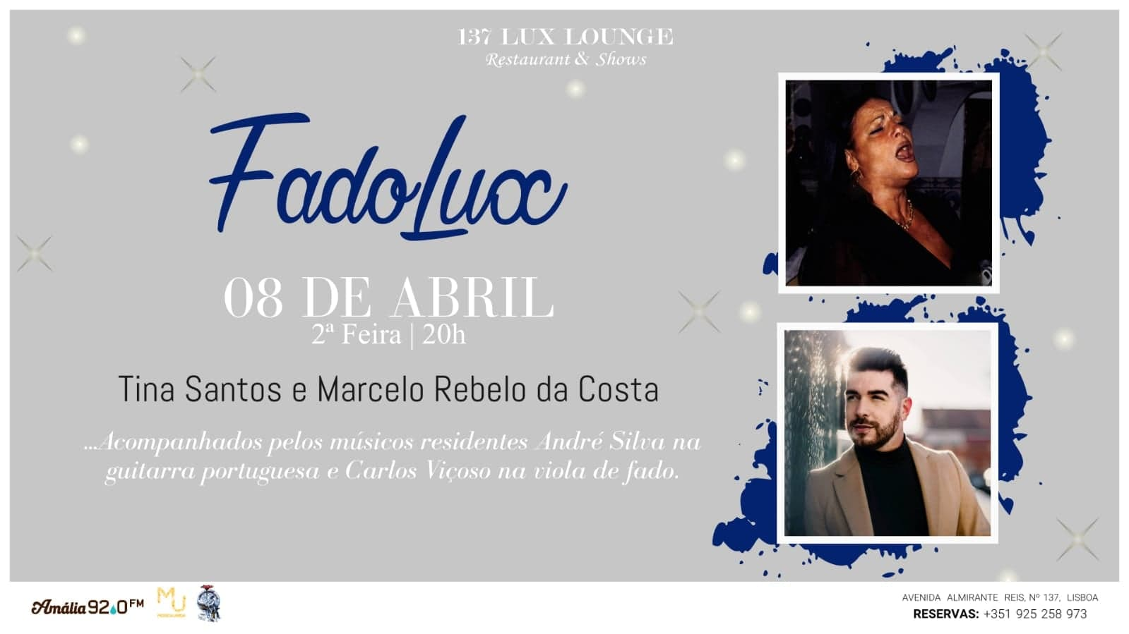 FadoLux 8 Abril