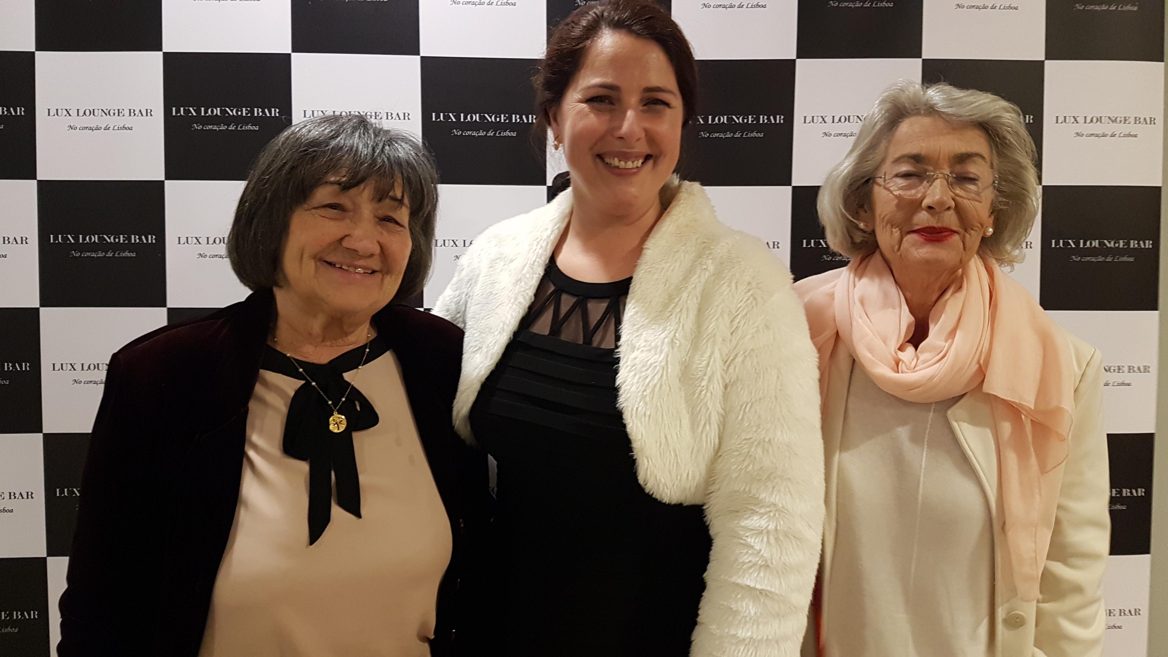 Fernanda, Teresa e Adília