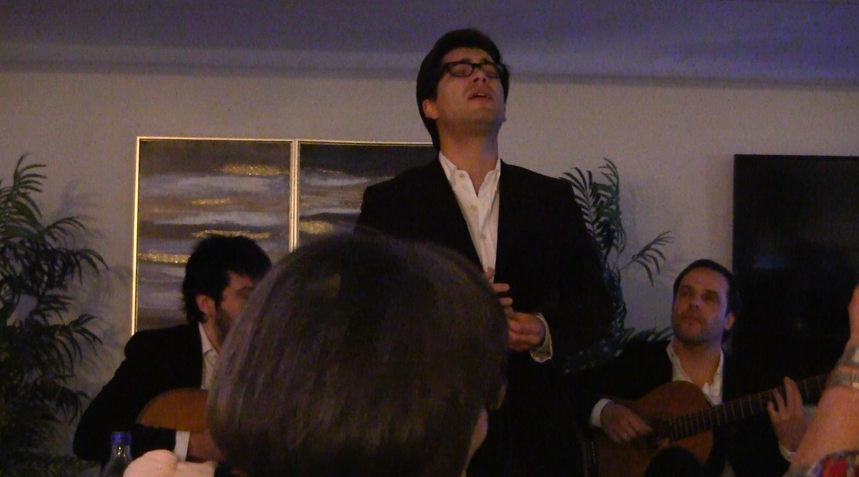 FadoLux 6 Maio: André Gomes