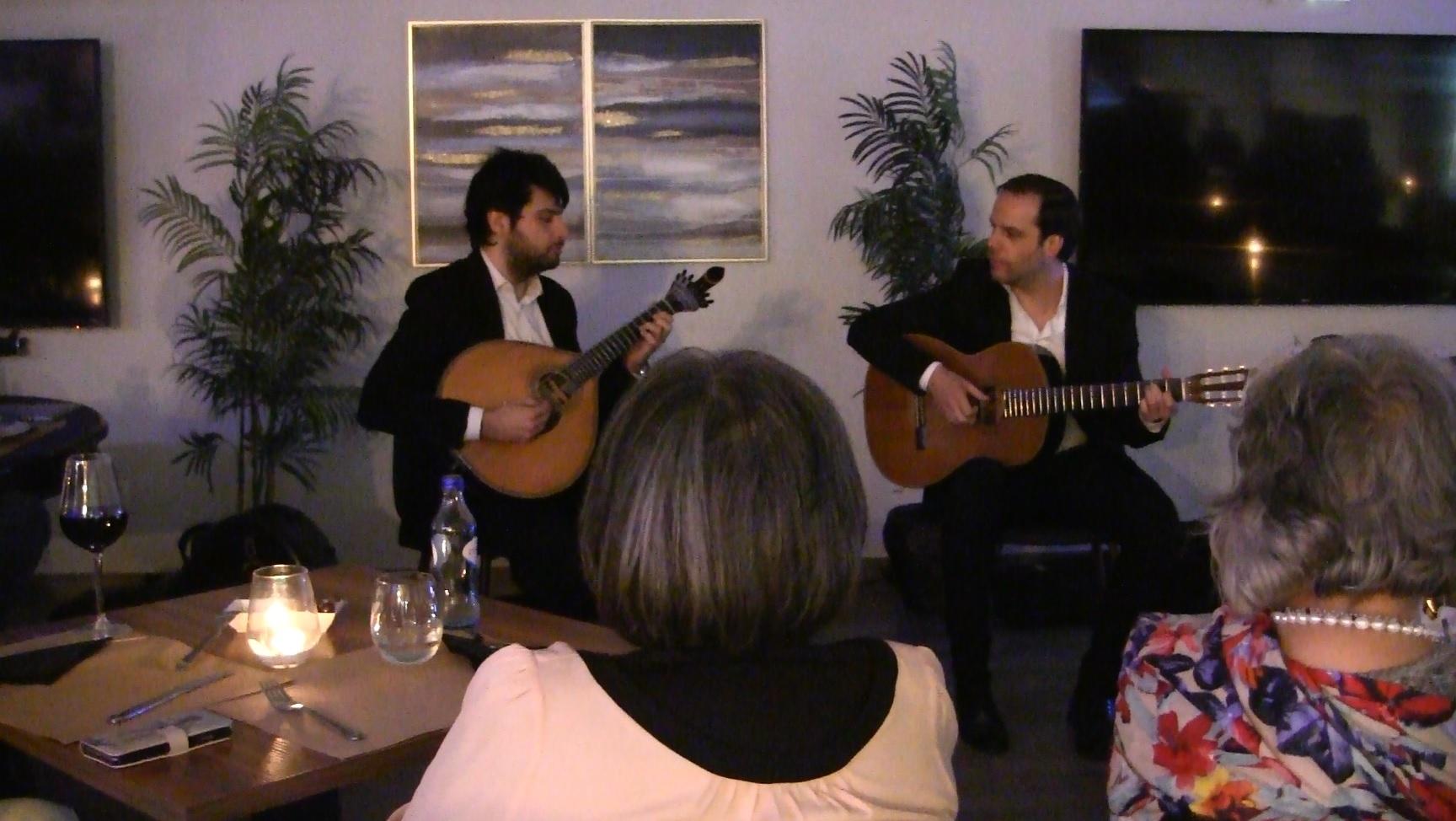 André Silva e Carlos Viçoso