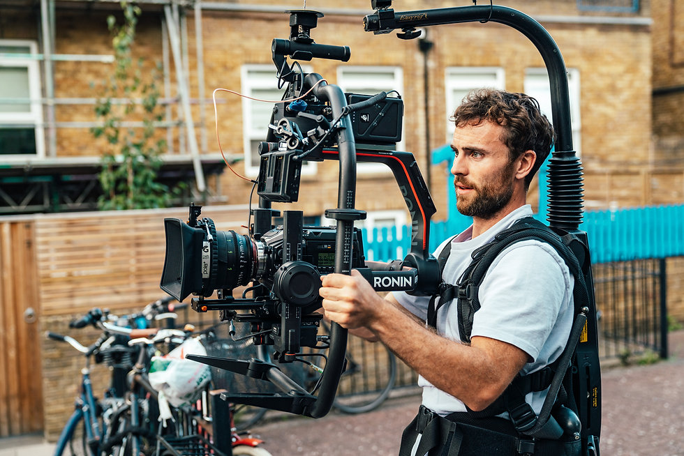 Jack Harrison - Director of Photography
