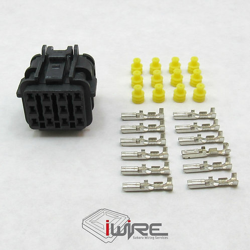 Phase 2 4EAT Automatice Transmission Plug OEM Connector Replacement