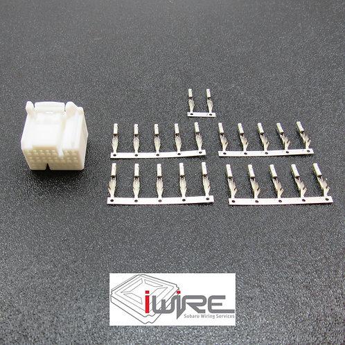 Subaru ECU Plug A for 2.0 WRX ECU Replacement Connector OEM