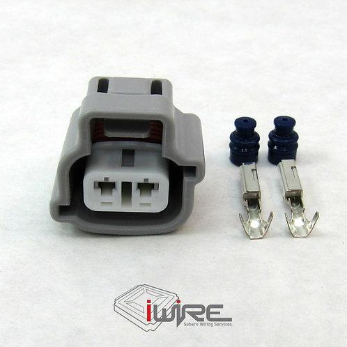 Windshield Washer Bottle Plug - Newer Model Subaru connector, washer plug for subaru