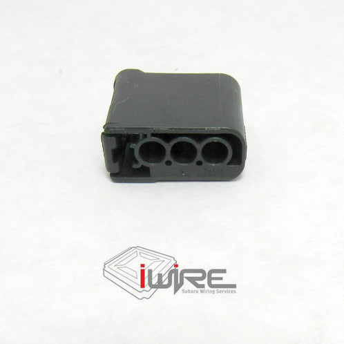 Black Coil Pack Connector on