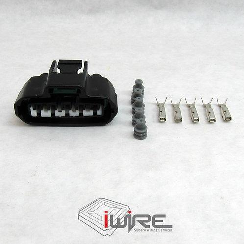 OEM Replacement MAF Sensor Plug - 2002-2007 Subaru Connector