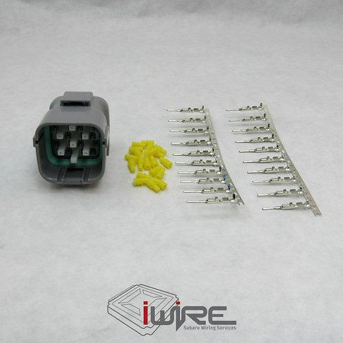 OEM Replacement Subaru 1999-2006 Main Engine Receptacle B Sensor Connector