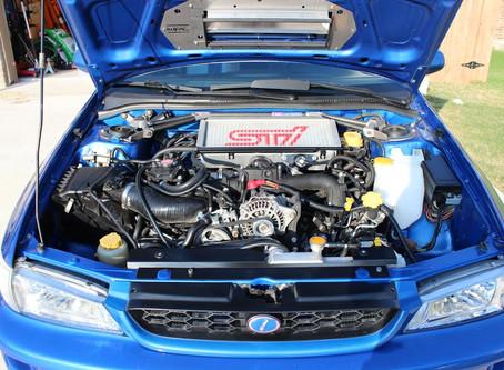"""Easy"" Subaru Swap Engine Choices"