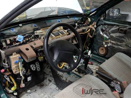 Subaru Dash Swap Guide