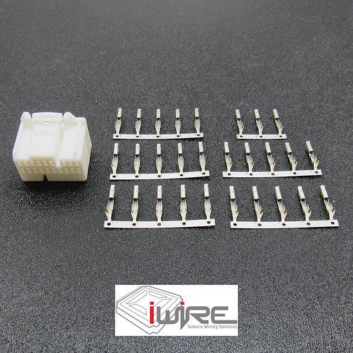 Subaru ECU Plug B for 2.0 WRX ECU Replacement Connector OEM