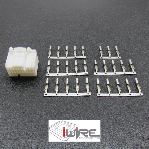 2 0 WRX ECU -
