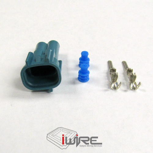 Wondrous Subaru 1 2 Pin Replacement Plugs Electrical Connectors And Sensors Online Wiring Library Chakradiagramboompriceit