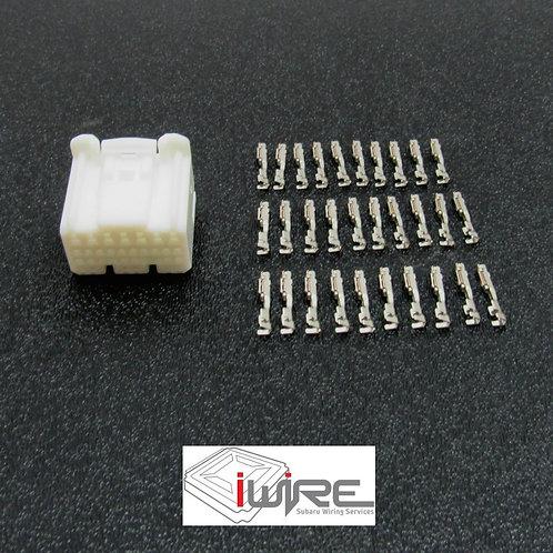 Subaru STI ECU Plug, STI DBW ECU PLUG C, C ECU PLUG