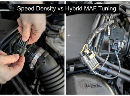 Subaru Speed Density Explained