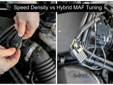 Subaru Speed Density Explained