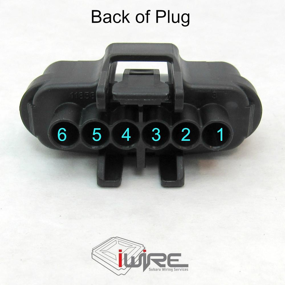 Subaru DBW Plug