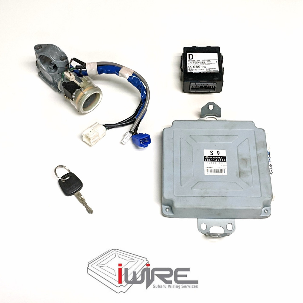 Subaru Immobilizer Set