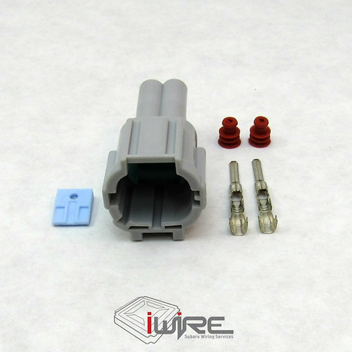 OEM Replacement 2002-2003 Subaru Impreza Fog Light Receptacle Connector