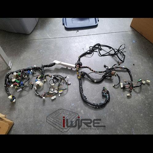 iWire Pre-Merged Harness - 98 Impreza to 00-02 NA