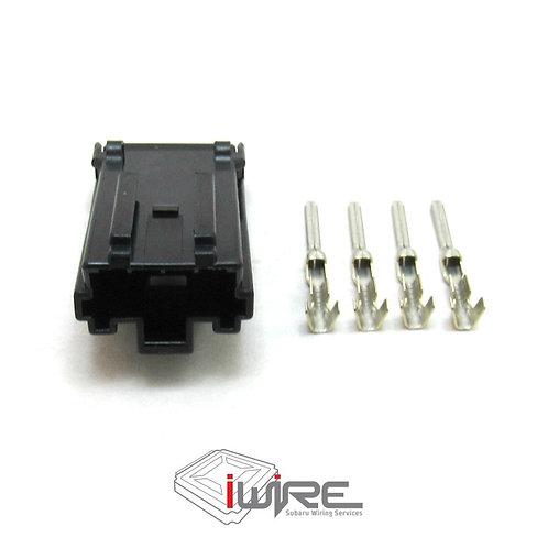 Steering Angle Sensor Receptacle Subaru Replacement Connector