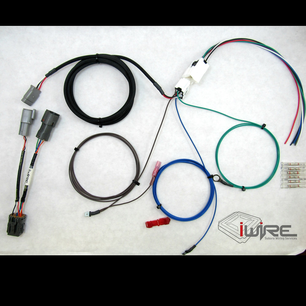 DCCD Controller Plug and Play - Wiring Only