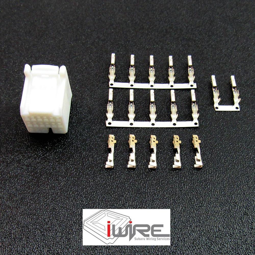 Subaru ECU Plug for 2.0 WRX
