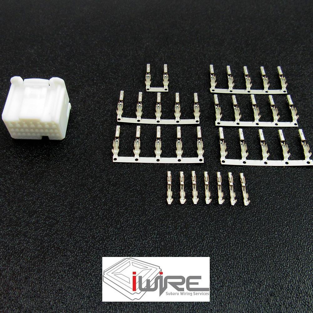 ECU Wiring for Subaru