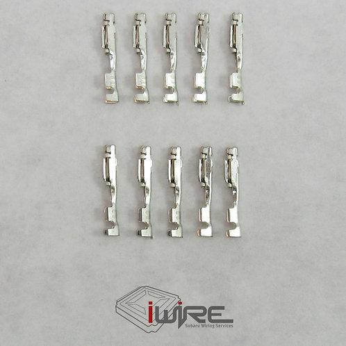 Subaru DBW ECU Terminals Drive By Wire ECU Pins