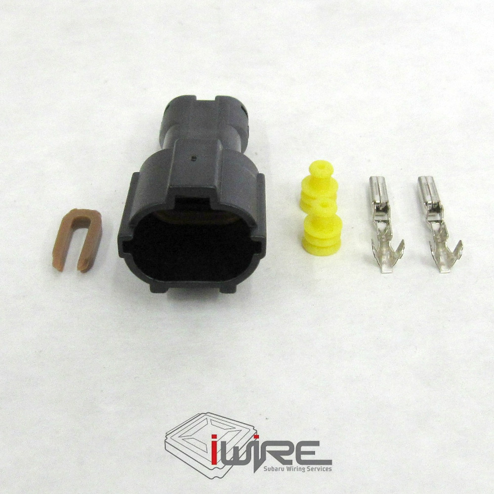 Subaru ABS Connector Receptacle