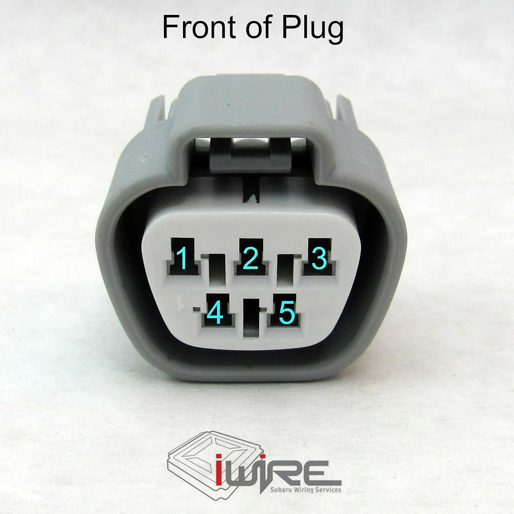 Subaru TGV Plug