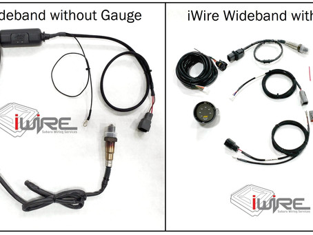 What is a Wideband Sensor and Which iWire Plug and Play Wideband Kit Should I Get?