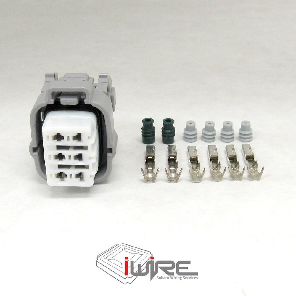 Subaru 6 pin gas tank plug, 6 pin fuel plug, subaru gas tank,